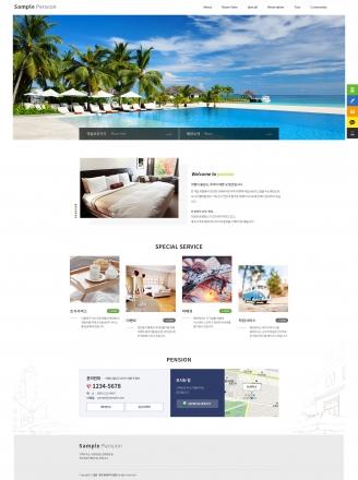 디자인코드 ps1020 홈페이지시안