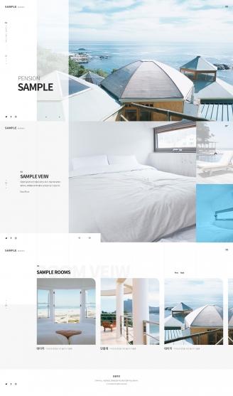 디자인코드 ps1022 홈페이지시안