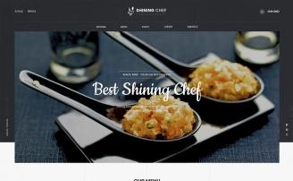 홈페이지디자인 food1021코드