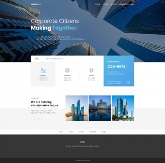 디자인코드 co1075 홈페이지시안