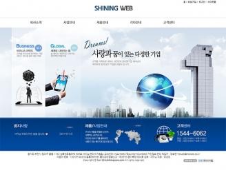 디자인코드 hw1324 홈페이지시안