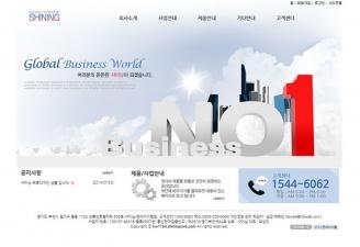 디자인코드 hw1184 홈페이지시안