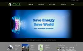 avanttech 홈페이지제작 사례